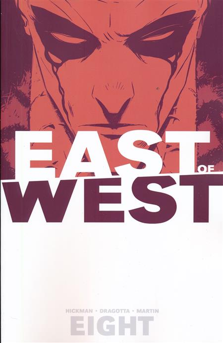 EAST OF WEST TRADE PAPERBACK VOLUME 08