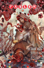 FABLES TRADE PAPERBACK VOLUME 12 THE DARK AGES