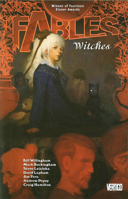 FABLES TRADE PAPERBACK VOLUME 14 WITCHES