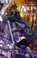 FABLES TRADE PAPERBACK VOLUME 06 HOMELANDS