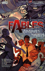 FABLES TRADE PAPERBACK VOLUME 07 ARABIAN NIGHTS AND DAYS