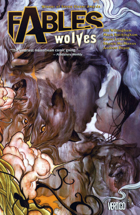 FABLES TRADE PAPERBACK VOLUME 08 WOLVES