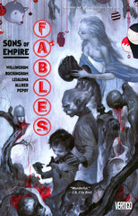 FABLES TRADE PAPERBACK VOLUME 09 SONS OF EMPIRE