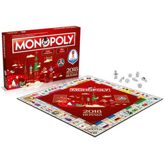 Fifa Russia World Cup Monopoly