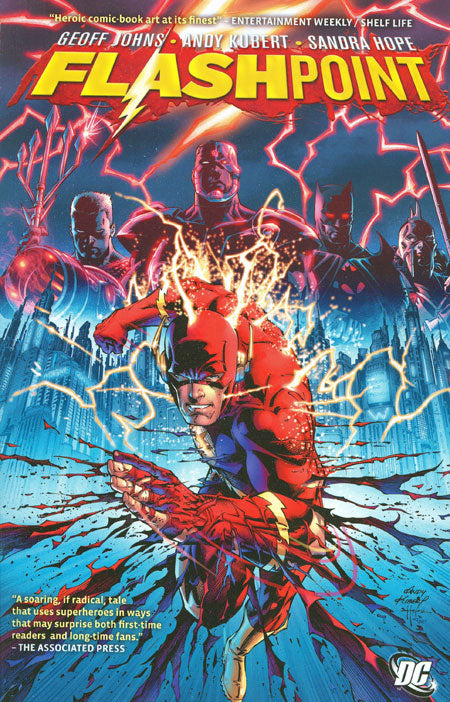 FLASHPOINT TRADE PAPERBACK COLLECTION