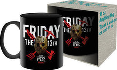 Friday the 13th Coffee Mug - Movie Poster