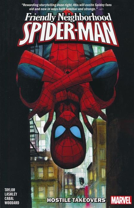 FRIENDLY NEIGHBORHOOD SPIDERMAN TRADE PAPERBACK VOLUME 1 SECRETS AND RUMOURS (2019)