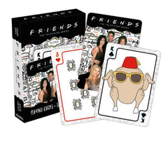 Friends TV Show Playing Cards - Funny Icons