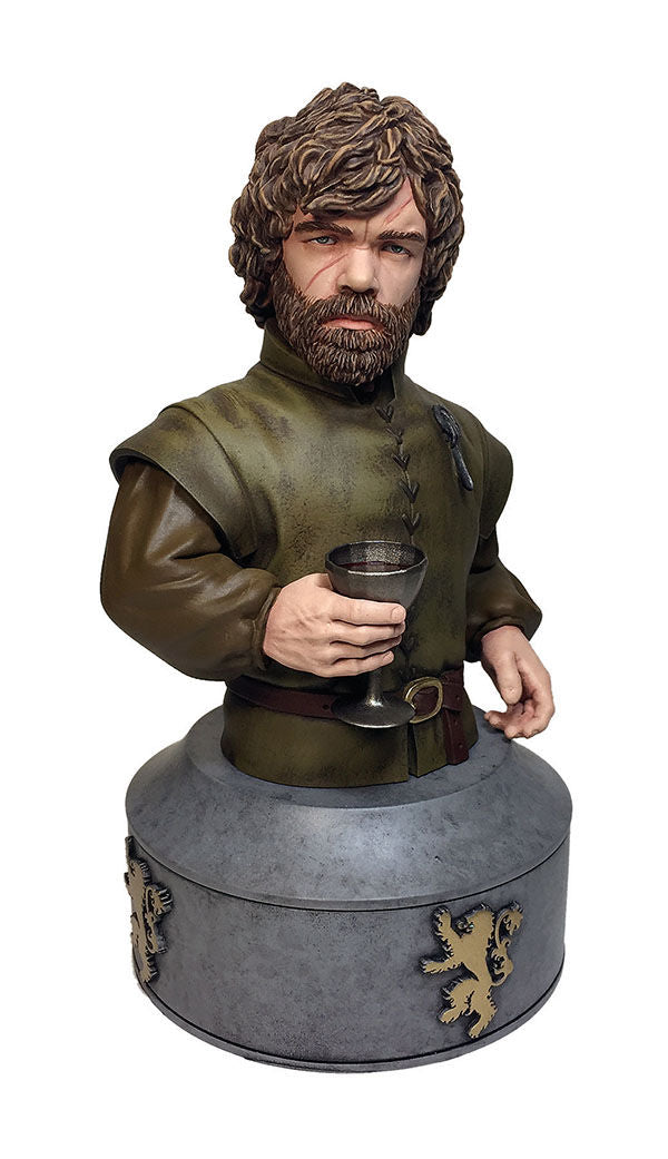 Game of Thrones Bust Statue - Tyrion Hand of the Queen (19cm Limited Edition)