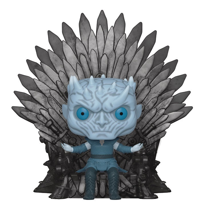 Game of Thrones Pop! Vinyl - Night King Throne  Deluxe