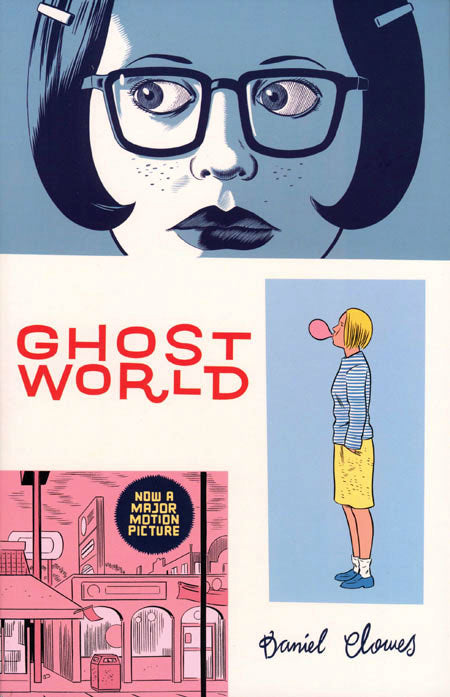 EIGHTBALL GHOST WORLD TRADE PAPERBACK (By Daniel Clowes)