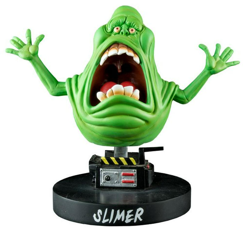 Ghostbusters Statue - Slimer (18cm Polyresin) by Ikon Collectables