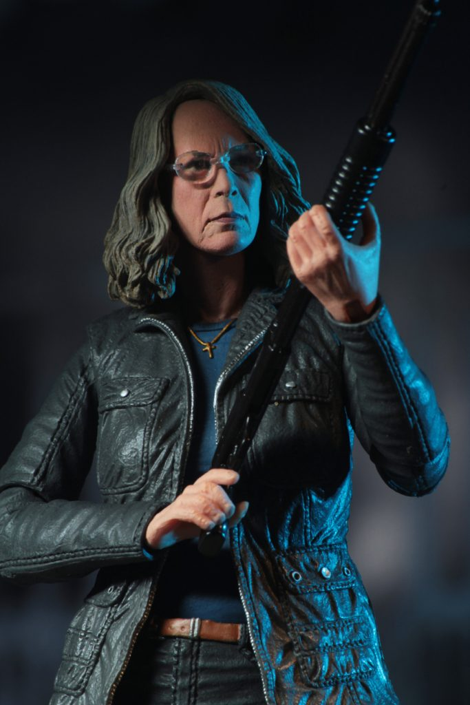 Halloween (2018) Action Figure - 7 Inch Ultimate Laurie Strode (Jamie Lee Curtis) by NECA