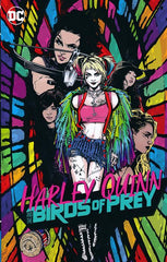 HARLEY QUINN AND THE BIRDS OF PREY TRADE PAPERBACK COLLECTION BY PAUL DINI
