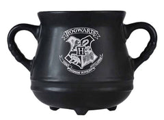 Harry Potter Mug - Large Cauldron with Hogwarts