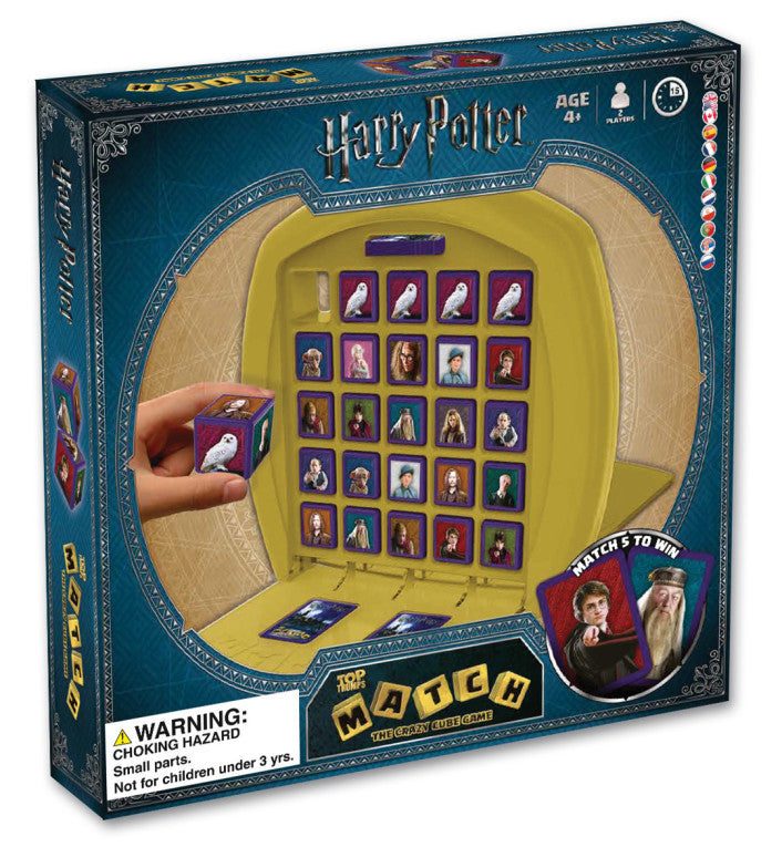 Harry Potter Match Game