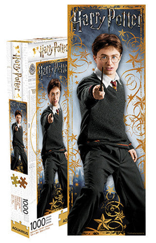Harry Potter Puzzle - Harry Wand Portrait 1000 pieces