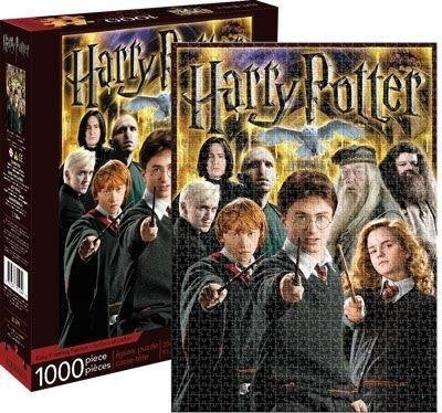 Harry Potter Puzzle - Iconic Characters 1000 pieces