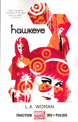 HAWKEYE (FRACTION, AJA) TRADE PAPERBACK VOLUME 3 LA WOMAN