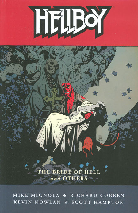 HELLBOY TRADE PAPERBACK VOLUME 11 BRIDE OF HELL & OTHERS