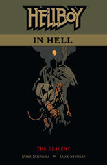 HELLBOY IN HELL TRADE PAPERBACK VOLUME 01 DESCENT