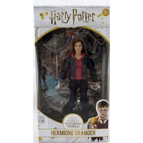 Harry Potter Action Figure - Hermione with Patronus (McFarlane Toys 7 Inch Scale)