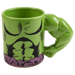 Hulk Coffee Mug - Muscle Arm (Marvel)