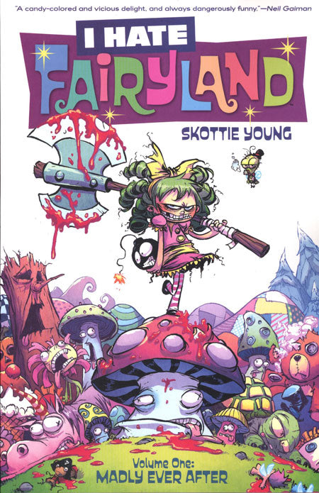 I HATE FAIRYLAND TRADE PAPERBACK VOLUME 01 MADLY EVER AFTER