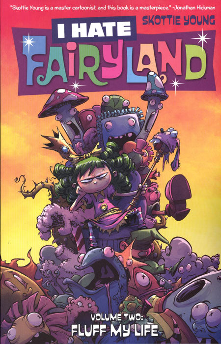 I HATE FAIRYLAND TRADE PAPERBACK VOLUME 02 FLUFF MY LIFE
