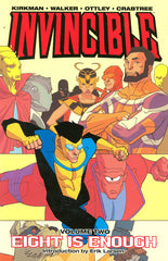 INVINCIBLE TRADE PAPERBACK VOLUME 02 EIGHT IS ENOUGH