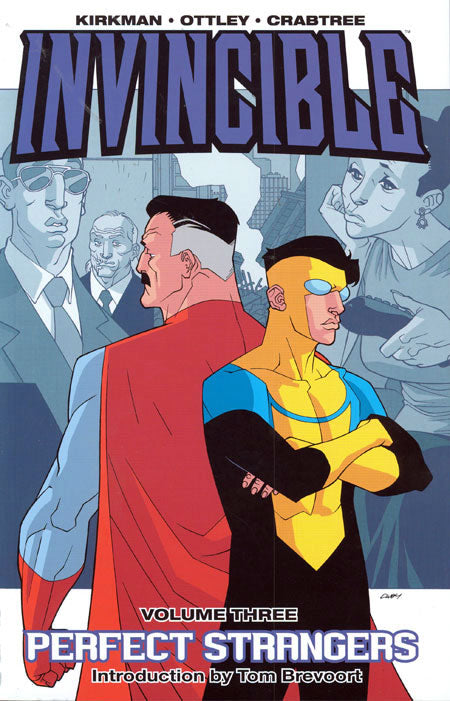 INVINCIBLE TRADE PAPERBACK VOLUME 03 PERFECT STRANGERS