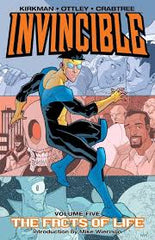 INVINCIBLE TRADE PAPERBACK VOLUME 05 FACTS OF LIFE