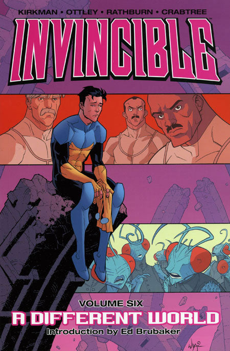 INVINCIBLE TRADE PAPERBACK VOLUME 06 DIFFERENT WORLD