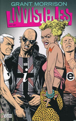INVISIBLES TRADE PAPERBACK BOOK 03 (Vol 2, Issues 1-13)