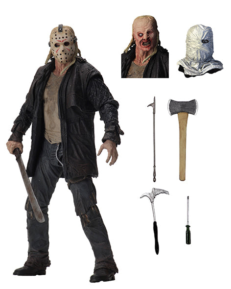 Friday the 13th Action Figure - 7 Inch Ultimate Jason (2009) by Neca