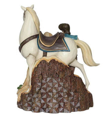 Jim Shore - Tangled Carved by Heart (Disney Traditions Figurine)