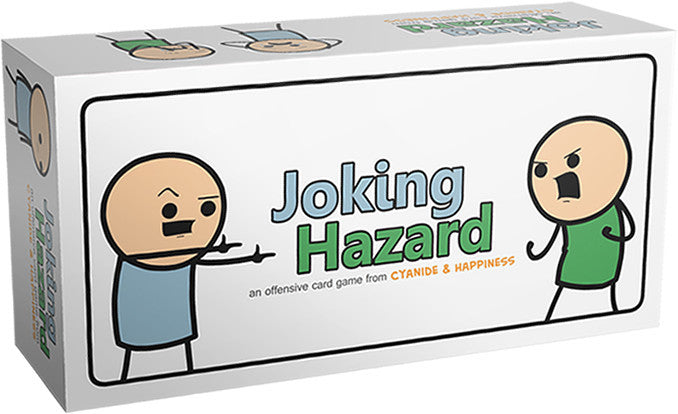 Joking Hazard by Cyanide & Happiness (CANNOT BE SOLD ON ONLINE MARKETPLACES)