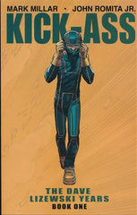 KICK-ASS DAVE LIZEWSKI YEARS TRADE PAPERBACK VOLUME 01