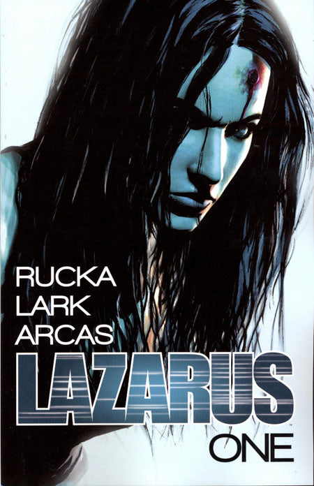 LAZARUS TRADE PAPERBACK VOLUME 01