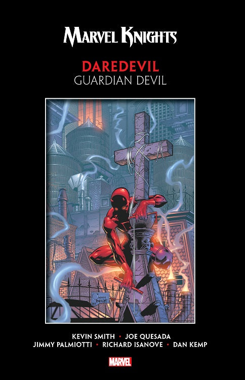 MARVEL KNIGHTS DAREDEVIL COLLECTION (KEVIN SMITH, JOE QUESADA) GUARDIAN DEVIL
