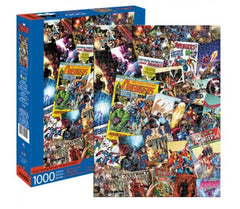 Marvel Puzzle - The Avengers Collage (1000 Piece)