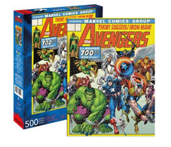 Marvel Puzzle - The Avengers Comic Cover (500 Piece)