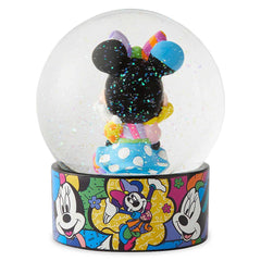 Minnie Mouse Snow Globe / Water Ball - Disney by Britto Figure