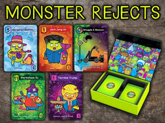 Monster Rejects Card Game