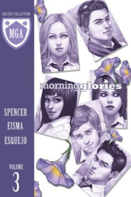 MORNING GLORIES DELUXE HARDCOVER VOLUME 03