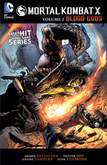 MORTAL KOMBAT X TRADE PAPERBACK VOLUME 02