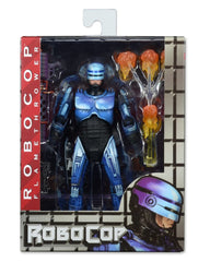 Robocop - 1993 Video Game 7 Inch Action Figure (vs Terminator, Flamethrower) by NECA