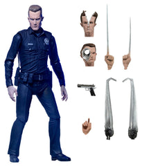 Terminator 2 - Ultimate T-1000 Action Figure 7 Inch by NECA