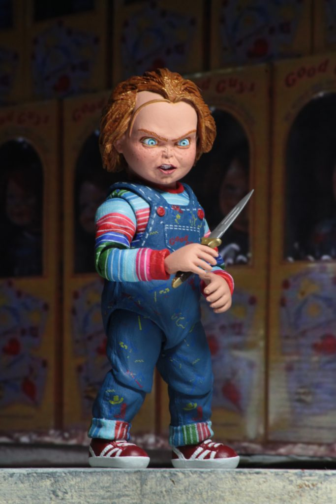 Child's Play - Ultimate Chucky 7 Inch Scale Action Figure by NECA