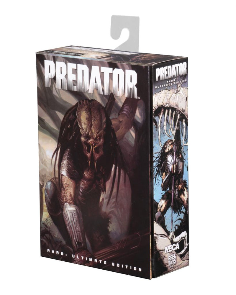 Predator - 7 Inch Scale Ultimate Ahab Predator Action Figure by NECA